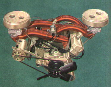 D on Chrysler 413 Industrial Engine