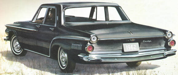 1962 Dodge Ram Charger Max Wedge